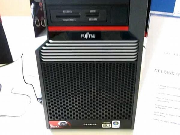 Fujitsu oyunculara özel yeni bir sistem hazırlıyor; CELSIUS Ultra