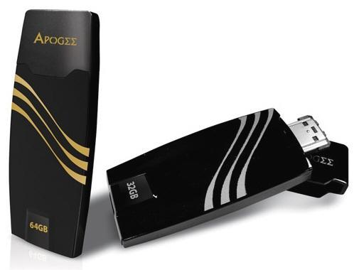 Walton Chaintech, Apogee Pronto serisi eSATA destekli USB belleklerini duyurdu