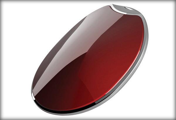 Coby'den mücevher görünümlü Mp3 çalar; MP570