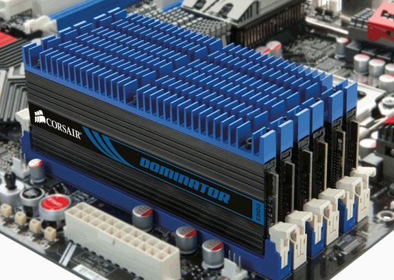 Corsair 24GB kapasiteli DDR3 bellek kitini 1350$ seviyesinden satışa sunuyor