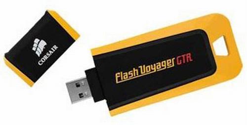 Corsair 128GB kapasiteli yeni USB belleğini satışa sunuyor