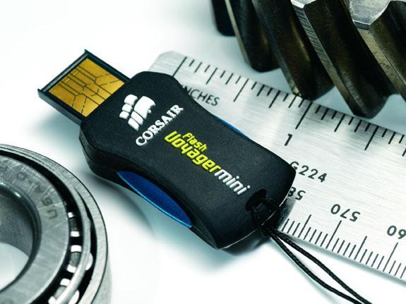 Corsair 32GB kapasiteli Voyager Mini'nin satışına başladı
