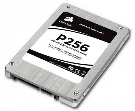 Corsair, 256GB kapasiteli yeni SSD modelini resmi olarak duyurdu