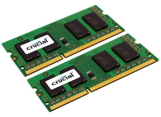 Lexar dizüstü bilgisayarlar için iki yeni DDR3 bellek kiti duyurdu