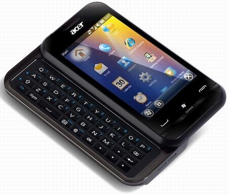 Acer'dan Windows Mobile 6.5.3 destekli iki yeni PDA; P300 ve P400