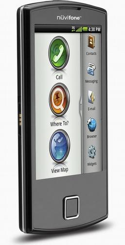 Asus-Garmin ortaklığının en yeni ürünü: Android işletim sistemli Nüvifone A50