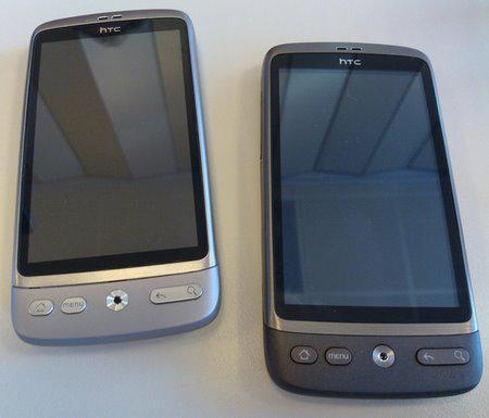 HTC Desire'ın gümüş renkli versiyonu internette ortaya çıktı