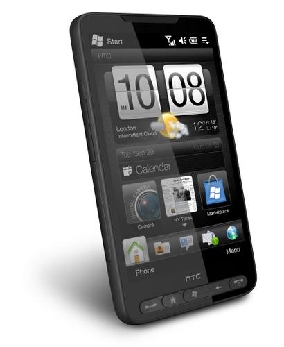 HTC'nin yeni amiral gemisi; HD2
