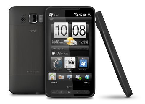 Amerika'da satışa sunulacak HTC HD2'de 1 GB ROM ve 576 MB RAM bulunabilir