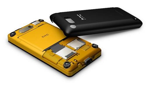 Mobil Dünya Kongresi'nde HTC HD Mini de boy gösterdi