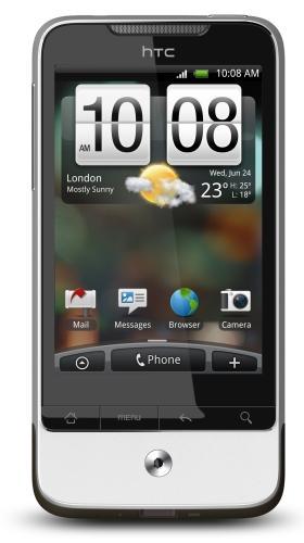 Android v2.1 (Eclair) işletim sistemli HTC Legend tanıtıldı
