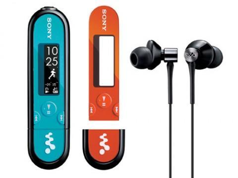 Sony'den değiştirilebilir ön panelleriyle dikkat çeken MP3 çalarlar