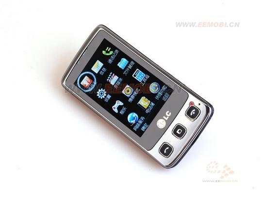Çinli üreticilerin en son kurbanı LG Mobile oldu; LC KP5000