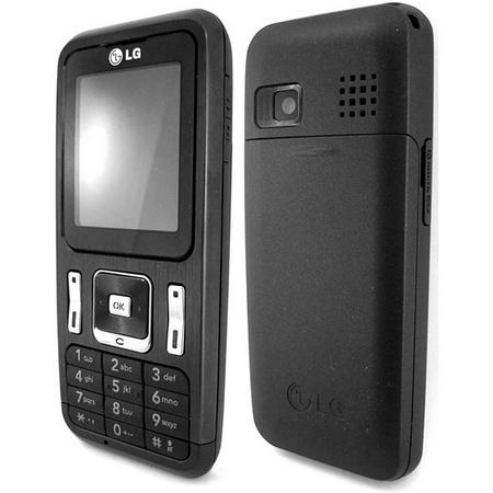 LG Mobile'dan alt segmentte konumlandırılan cep telefonu; GB210