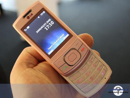 LG Mobile cephesinden kısa kısa