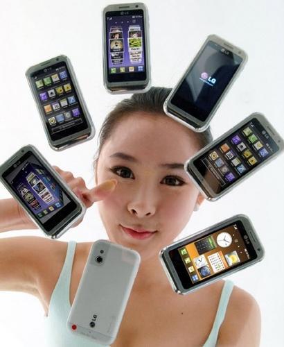 LG Mobile, 2 milyon adet KM900 Arena satışı gerçekleştirdi