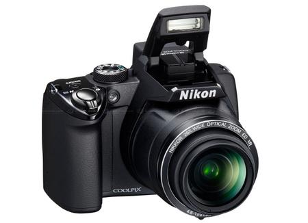 Nikon'dan 26x optik zum ve Full HD video kaydı yapabilen CMOS sensörlü kamera; P100