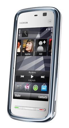 Dokunmatik ekranlı Nokia 5235, ''Comes With Music'' servisiyle geliyor
