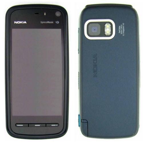 Nokia'nın XpressMusic serisinin yeni üyesi 5800i yolda mı?