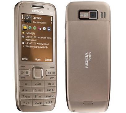 Nokia, E serisinin yeni üyesini tanıttı; E52