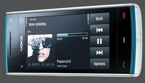Ve Nokia, X serisi cep telefonları üzerindeki örtüyü kaldırdı; X3 - X6