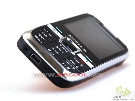 Nokia E51 de Çinli firmalar tarafından klonlandı; Nokla E51s