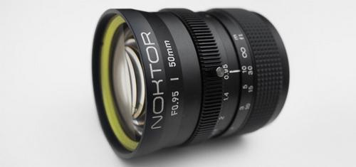Noktor, Micro Four Thirds uyumlu HyperPrime 50 mm f/0.95'i duyurdu