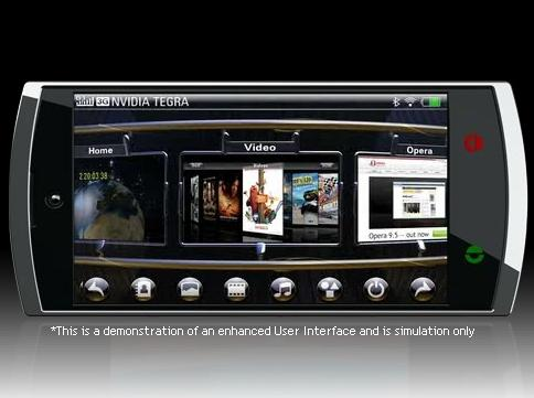 Nvidia Tegra destekli akıllı telefonlar 4. çeyrekte mi yüzünü gösterecek