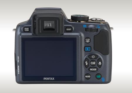 Pentax X90; 26 kata kadar optik yakınlaştırma yapabilen dijital kamera