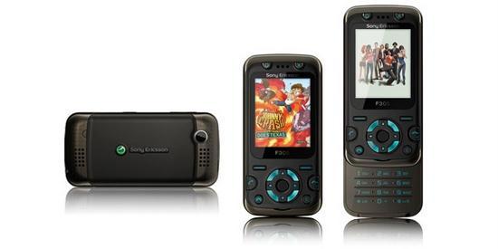 Sony Ericsson, F305 modeline kırmızı ve gri renk seçeneği ekledi