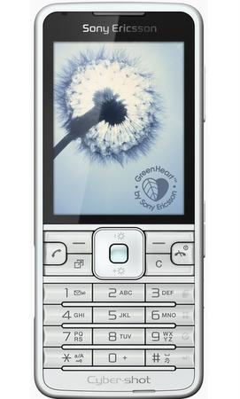 Sony Ericsson'dan çevre dostu cep telefonu; C901 GreenHeart