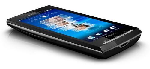 Sony Ericsson Xperia X10'un satışına 18 ocakta mı başlanacak?