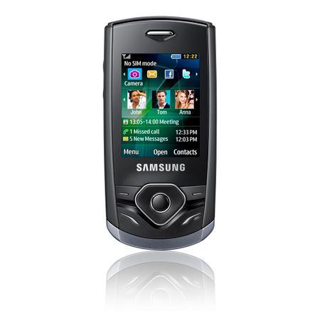Samsung'un ''Shark'' ailesine taze kan; S5350 Shark ve S3550 Shark