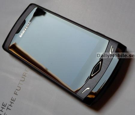 Samsung S8500 Wave ile ilgili yeni fotoğraflar ve bilgiler ortaya çıktı