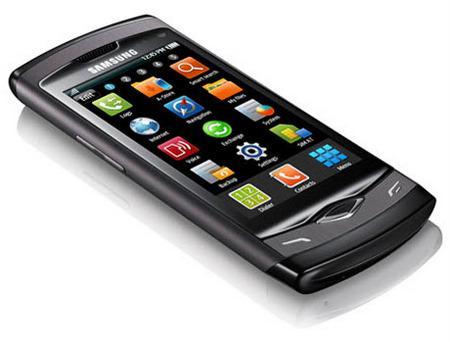 İngiltere'de Samsung S8500 Wave'in 340 Pound'dan ön siparişi alınmaya başlandı