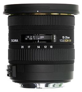 Sigma, 10-20 mm f/3.5 EX DC HSM'nin İngiltere fiyatını açıkladı