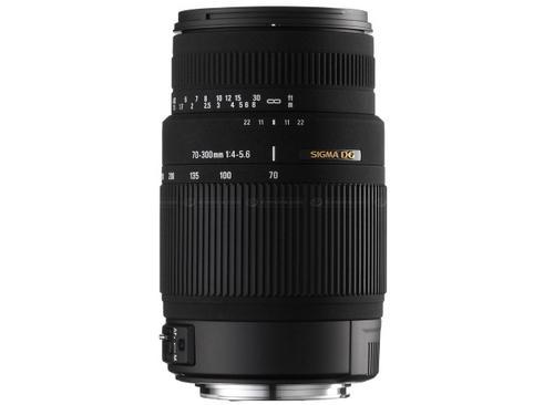 Sigma 70-300 mm f/4-5.6 DG OS'un Pentax ve Sony versiyonları geliyor
