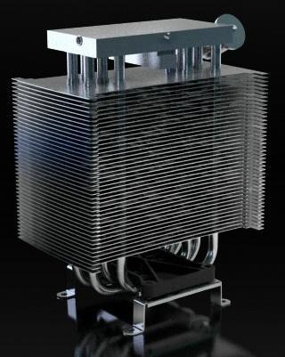 Danamics Sıvı Metal tabanlı yeni soğutucus LMX'i satışa sunuyor