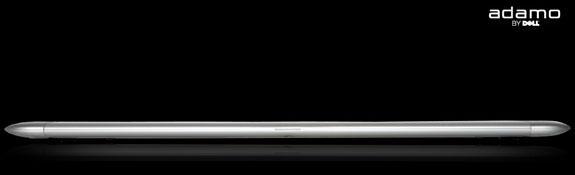 Dell Adamo XPS; Sadece 9.9mm kalınlığındaki notebook yolda