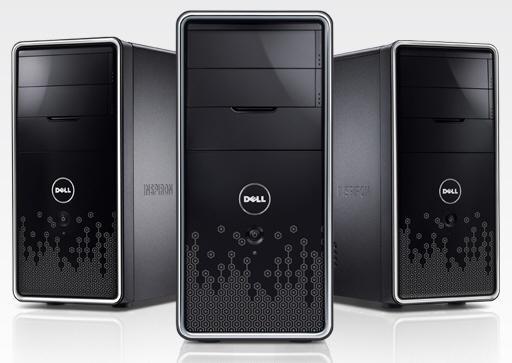 Dell'den kurumsal müşteriler için iki yeni bilgisayar: Inspiron 580 ve 580s