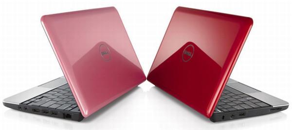 Dell, Inspiron Mini 10 netbook ailesinde opsiyon listesini genişletiyor