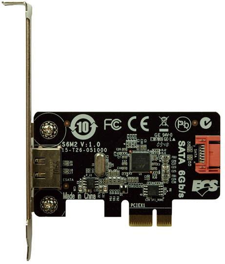 ECS USB 3.0 ve SATA 6Gbps için genişleme kartları hazırladı