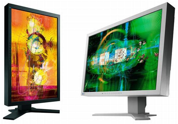 EIZO, FlexScan serisi Full HD destekli 24-inç monitörünü duyurdu