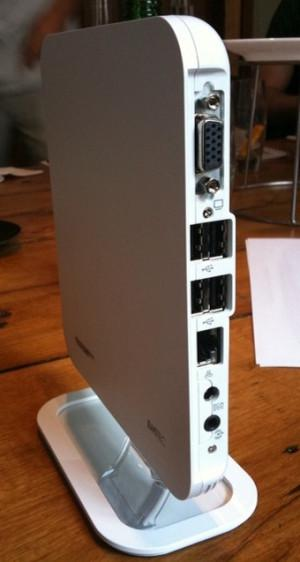 EMTEC'den Nvidia ION tabanlı yeni nettop; Gbox