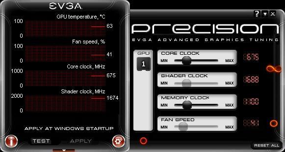 EVGA'nın ücretsiz ekran kartı ince-ayar uygulaması Precision güncellendi
