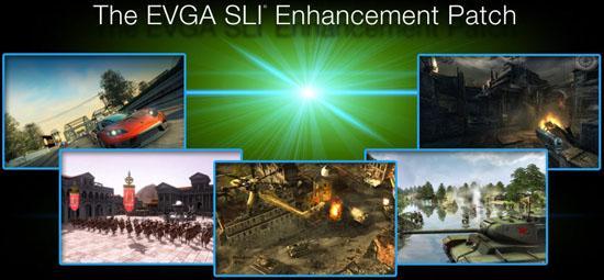 EVGA GeForce 190.38 sürücüsünü temel alan yeni SLI yamasını yayımladı