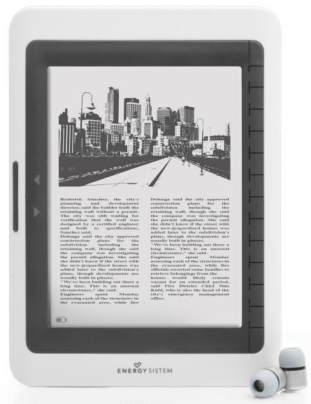 Elektronik Kitap Okuyucusu pazarında yeni bir oyuncu: Energy Book 2061