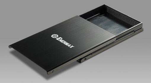 Enermax'dan yeni sabit disk ve SSD kutusu; Brick
