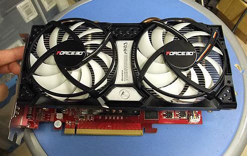 Force3D özel tasarımlı Radeon HD 4890 modelini satışa sundu