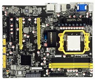 Foxconn 890GX çipsetli yeni anakartlarını duyurdu: A9DA-S ve A9DA